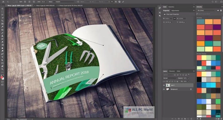 Adobe Photoshop CC 2019 v20.0 Free Download
