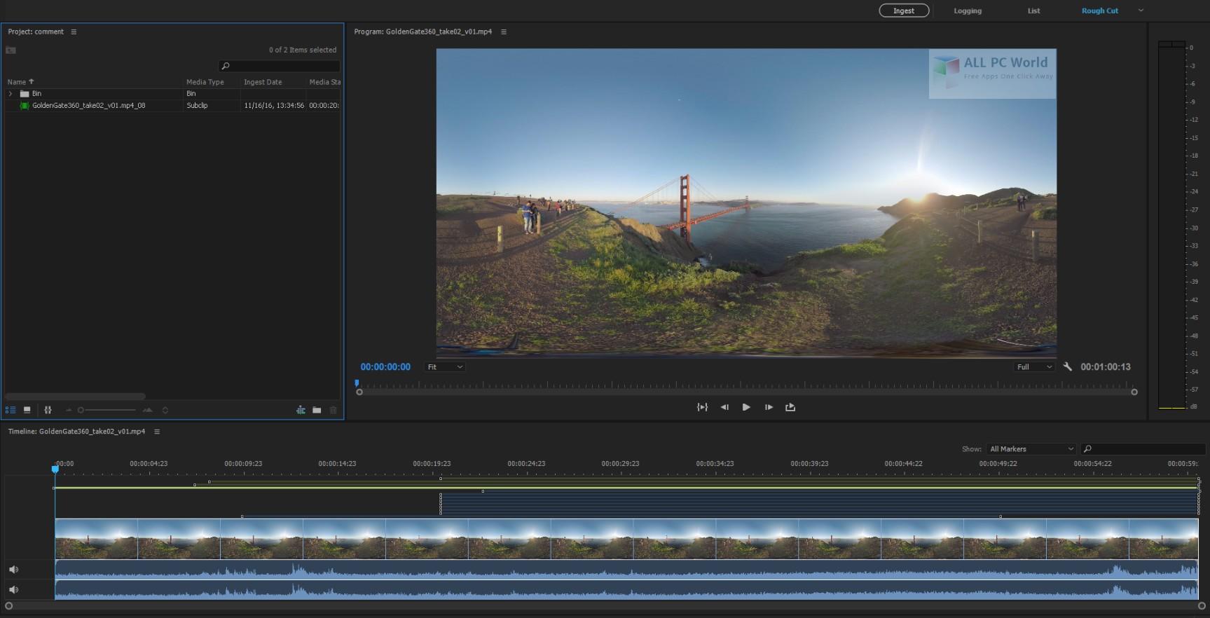 Adobe Prelude CC 2019 8.0 Free Download
