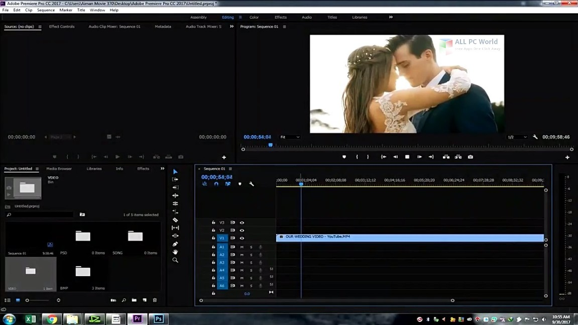 Adobe Premiere Pro CC 2019 v13.0 Free Download
