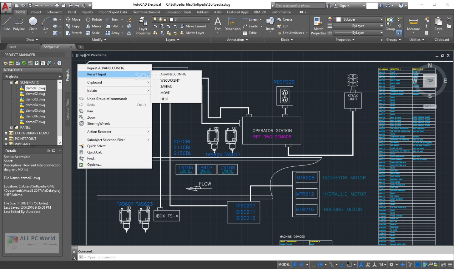 AutoCAD Electrical 2019 Free Download
