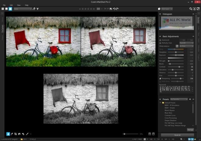 Corel AfterShot Pro v3.7 Free Download