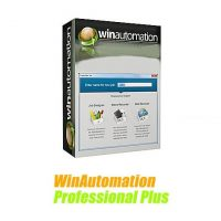 Download WinAutomation Professional Plus 8.0