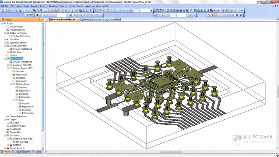 NI AWR Design Environment 13.01 Free Download