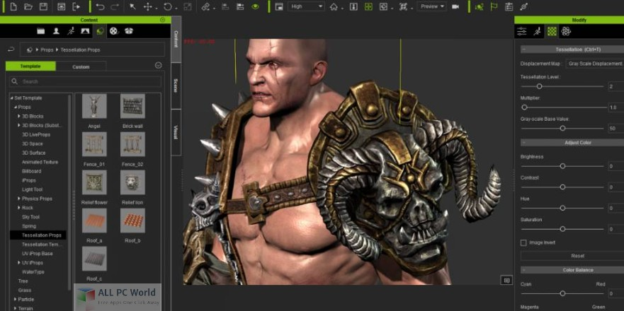 Reallusion Character Creator 3.0 Free Download