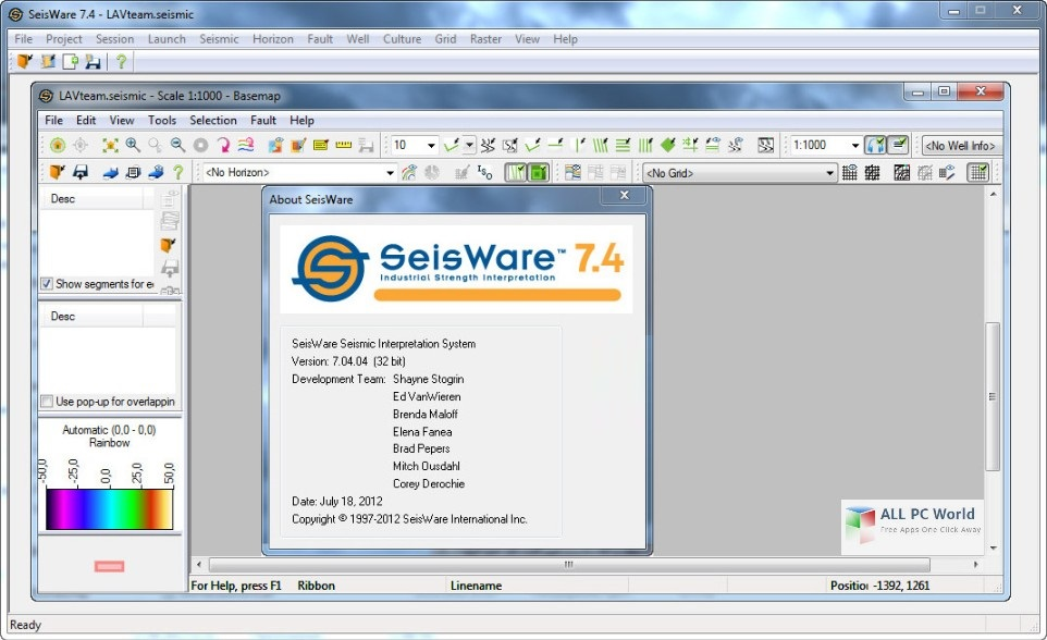 SeisWare 7.0 Free Download