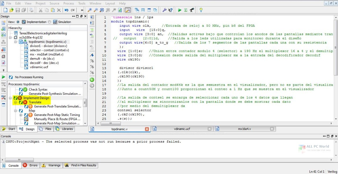 Xilinx ISE Design Suite 14.7 Free Download