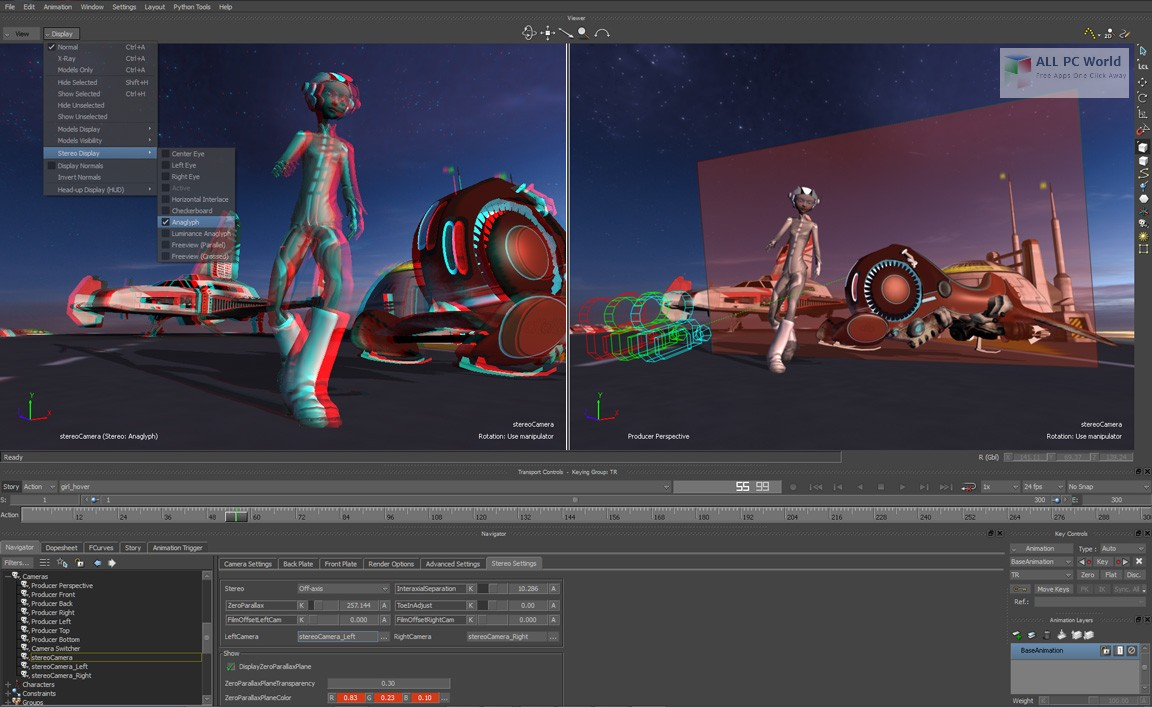Autodesk MotionBuilder 2018 Free Download