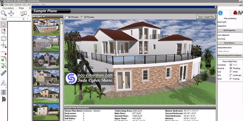 Avanquest Architect 3D Ultimate Plus 20.0