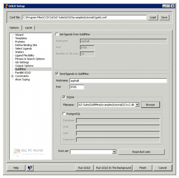 CCDC GOLD Suite 5.3 Free Download