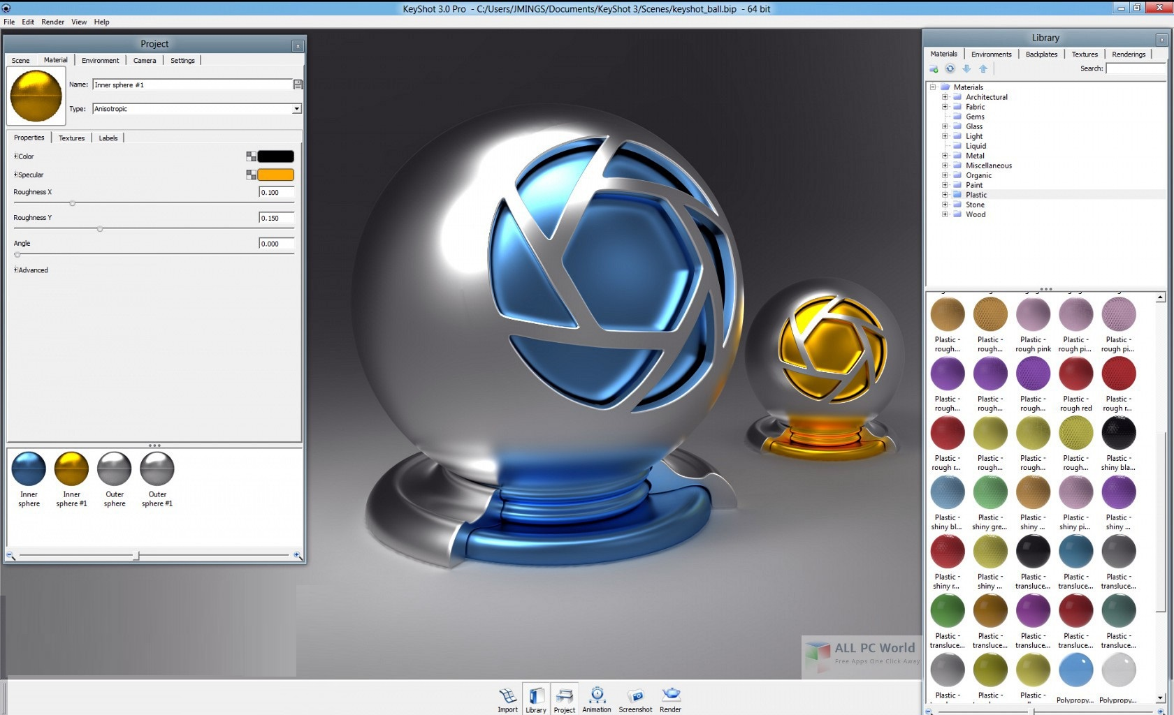 Luxion KeyShot Pro 8.1 Free Download