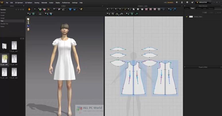Marvelous Designer 8