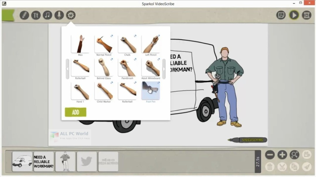 Sparkol VideoScribe Pro 3.0 Free Download