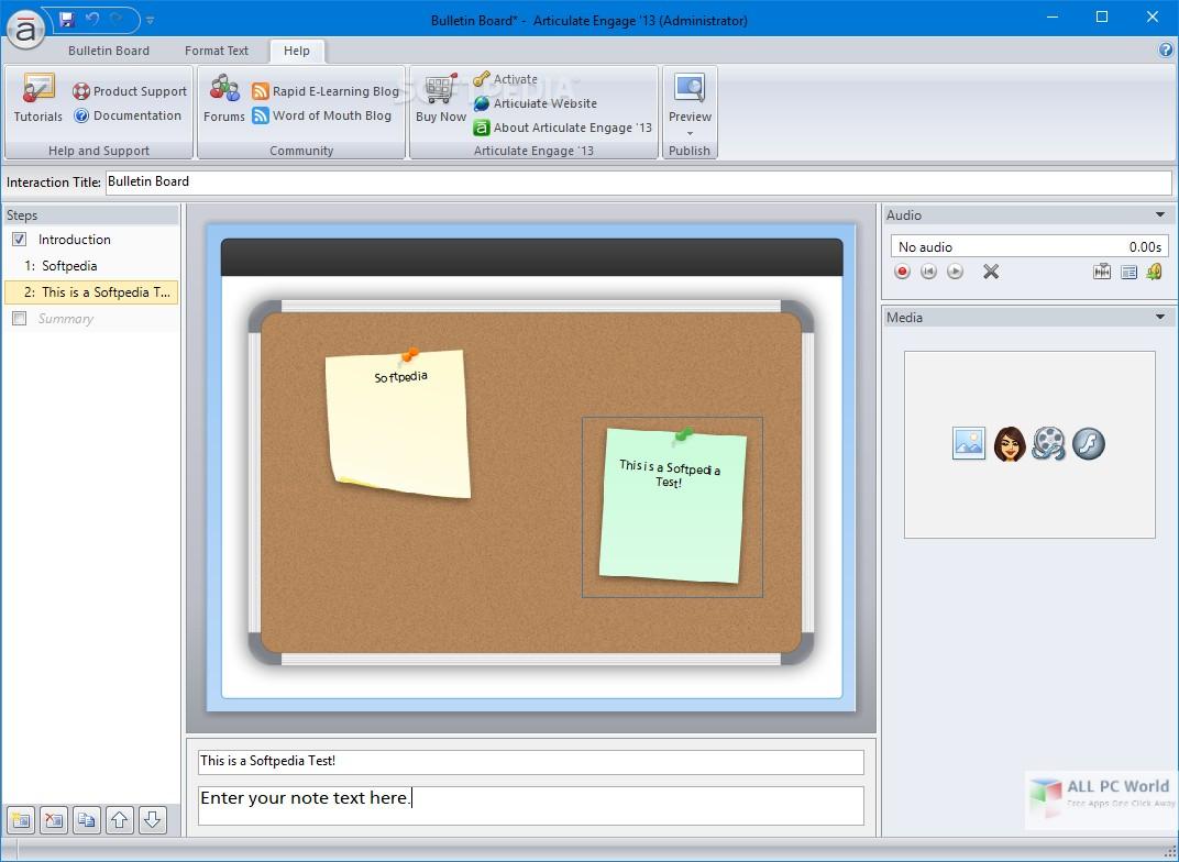 Articulate Studio 13 Pro 4.1 Free Download