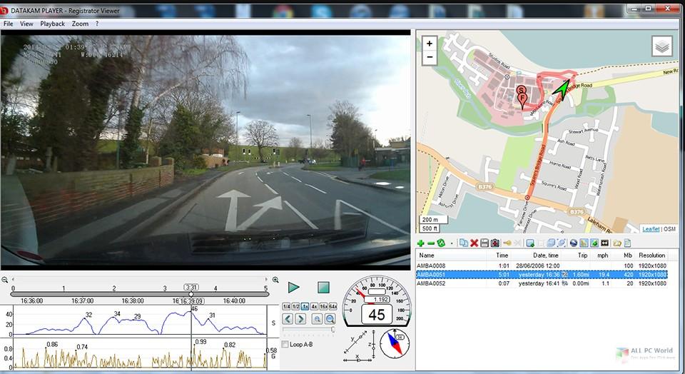 Dashcam Viewer 3.1