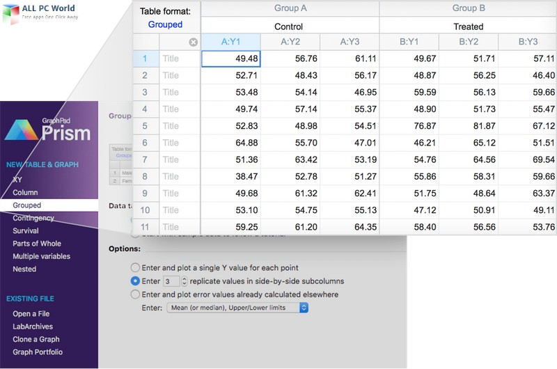 GraphPad Prism 8.0