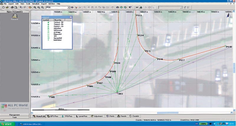 Leica GEO Office 8.3 Free Download
