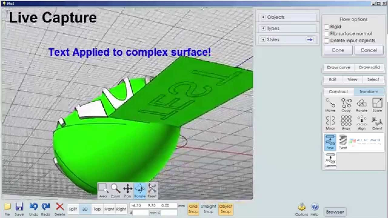 Moi3d 3.0 Free Download