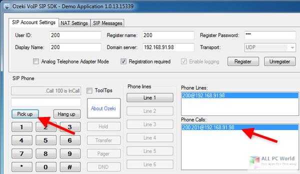 OZEKI VoIP SIP SDK 1.9 Free Download