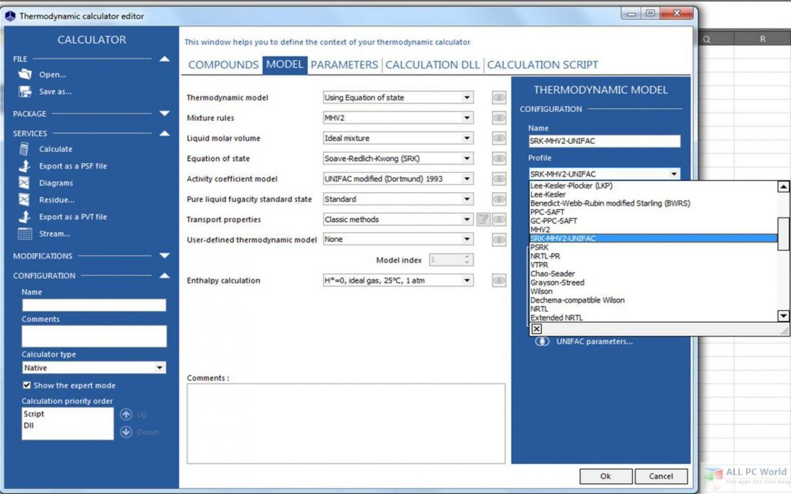 ProSim Simulator Thermodynamics 2.0 Free Download