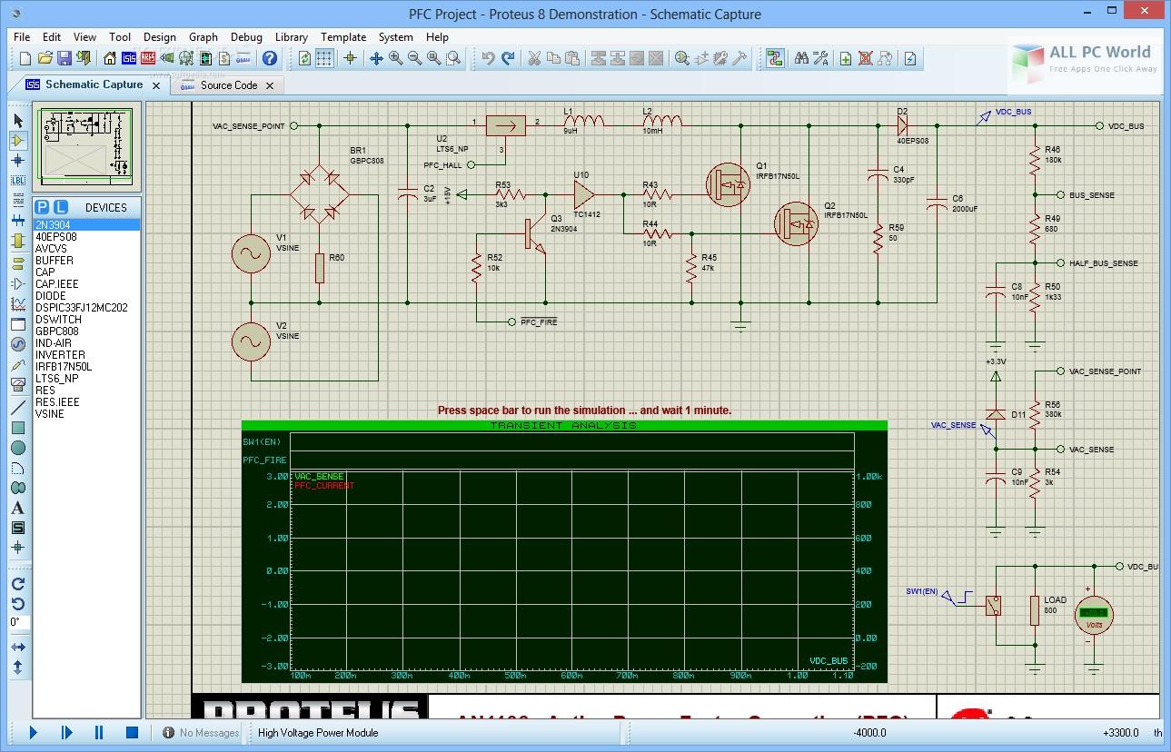 Proteus PCB Design 8.8 SP1