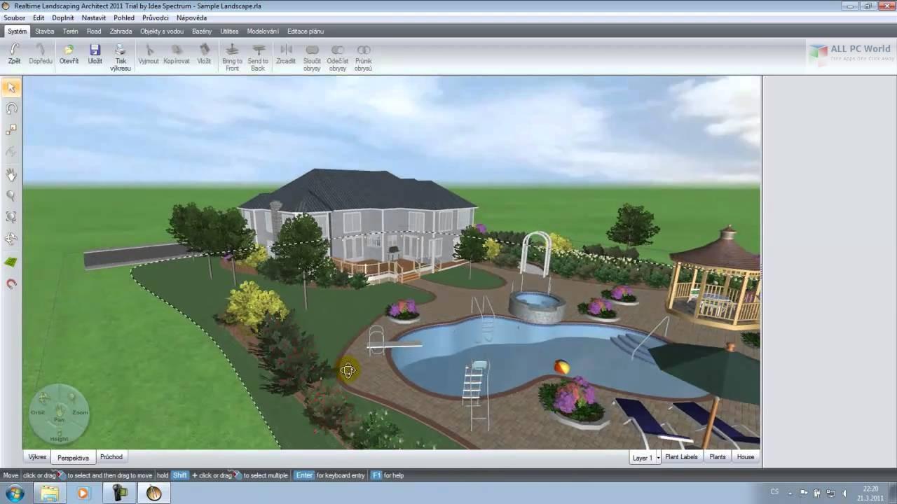Realtime Landscaping Architect 2018 v18.0