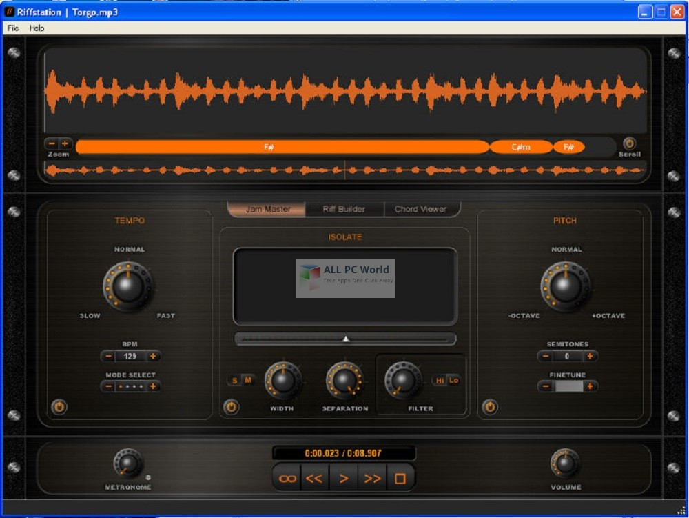 Riffstation 1.6 Free Download