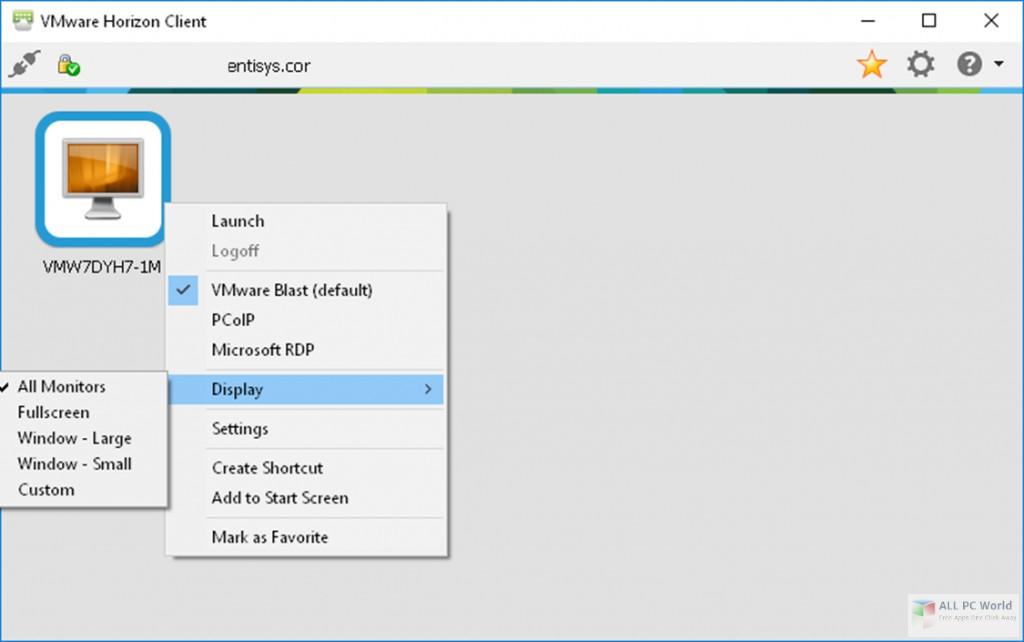 VMware Horizon 7.6 Enterprise Edition