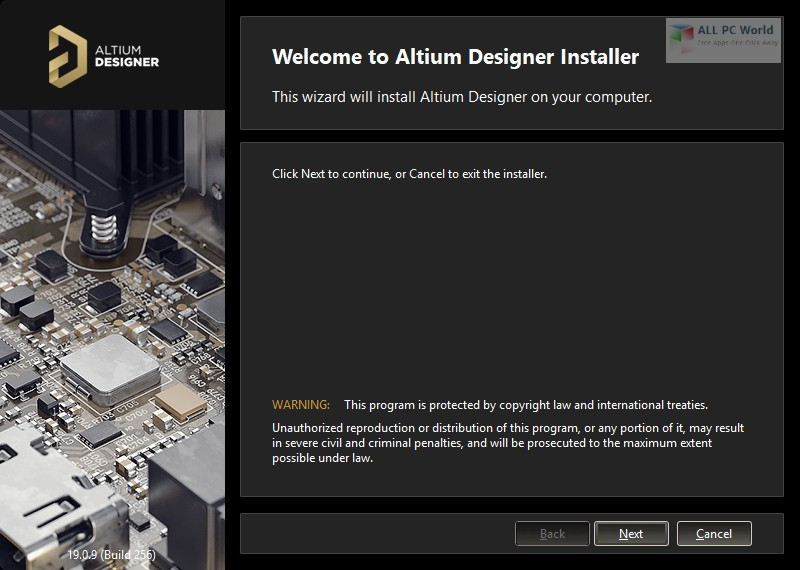 Altium Designer 19.0 Free Download