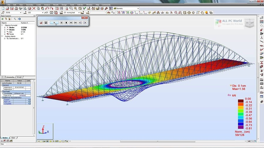 Autodesk Structural Bridge Design 2019
