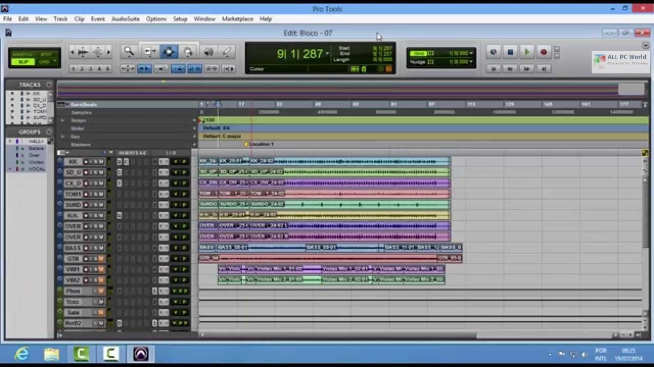 Avid Pro Tools HD 10.3