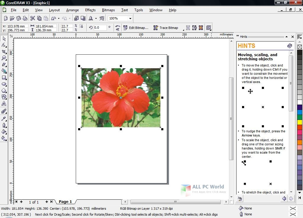 CorelDRAW Graphics Suite X3 v13.0 Free Download