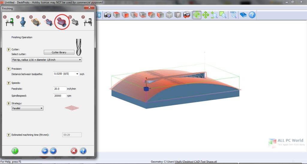 DeskProto 7.0 Free Download