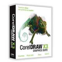 Download CorelDRAW Graphics Suite X3 v13.0