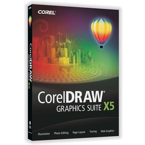 CorelDRAW Graphics Suite X5 SP3 v15.2
