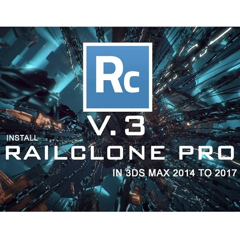 Download Itoo RailClone Pro 3.2.0 for 3ds Max 2015-2019 Free