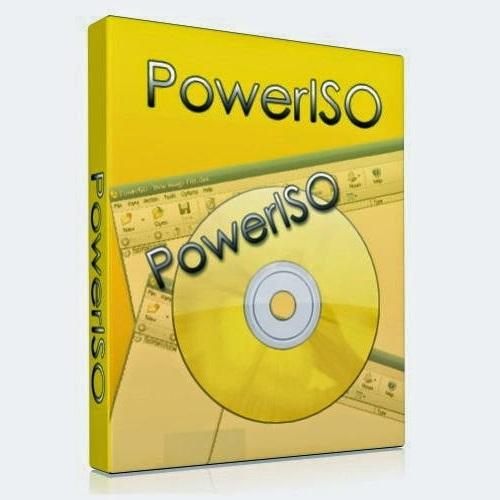Download PowerISO 7.3 Free