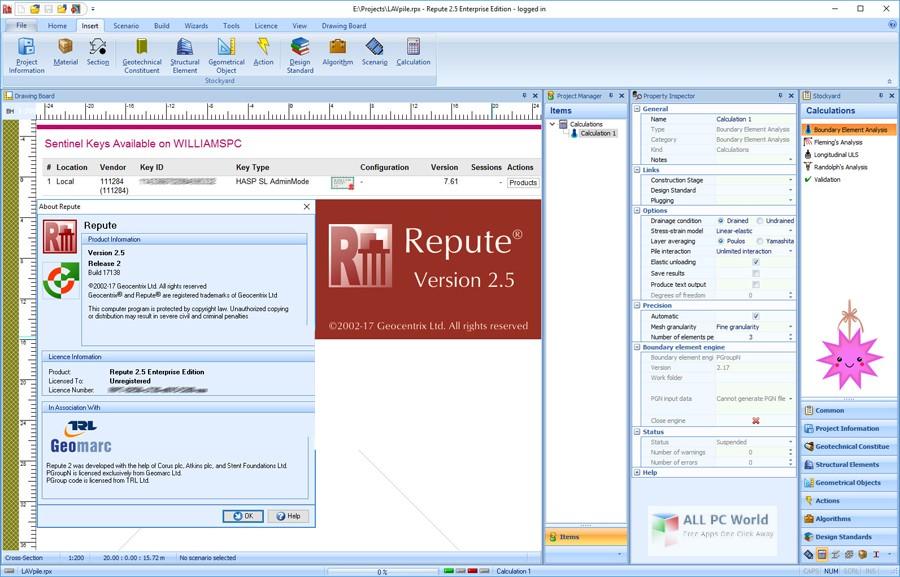 Geocentrix Repute 2.5 Update 2 Enterprise Edition