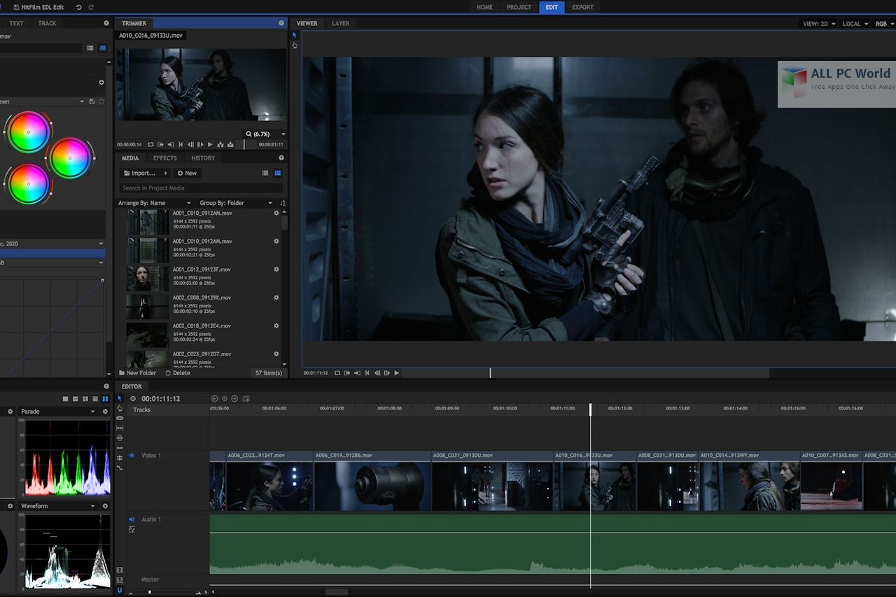 HitFilm Pro 11.0 Free Download