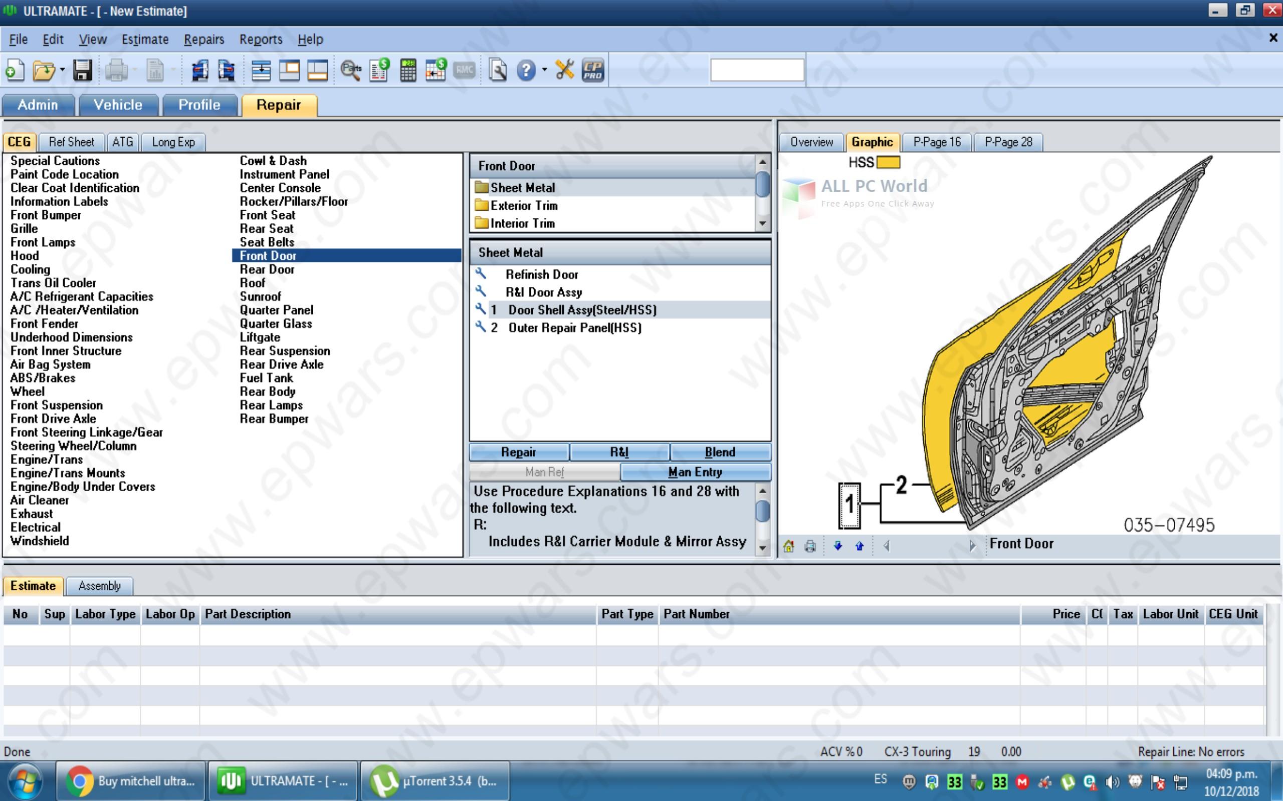 Mitchell UltraMate 7.1 Free Download