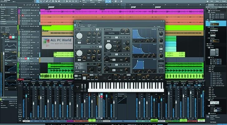 Presonus Studio One Professional 4.1 Free Download