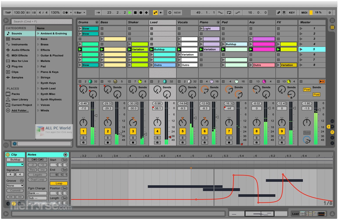 Ableton Live Suite 10.0 Free Download