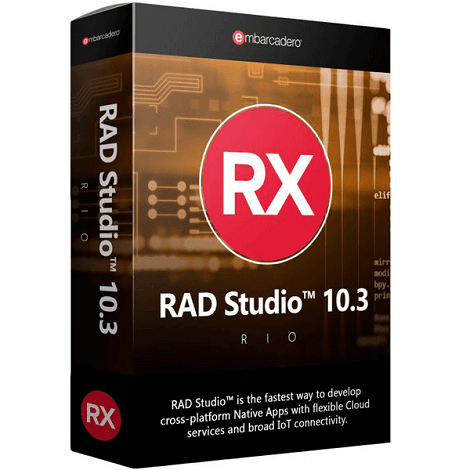 Download Embarcadero RAD Studio 10.3 Rio Architect 26.0 Free