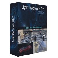 Download NewTek LightWave 3D 2019