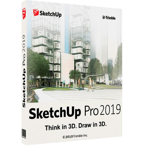 Download SketchUp Pro 2019 v19.0 Free