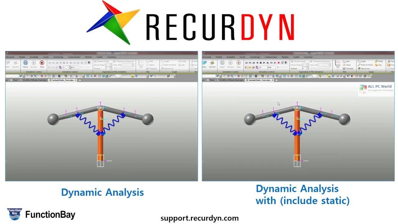 FunctionBay RecurDyn V9R2