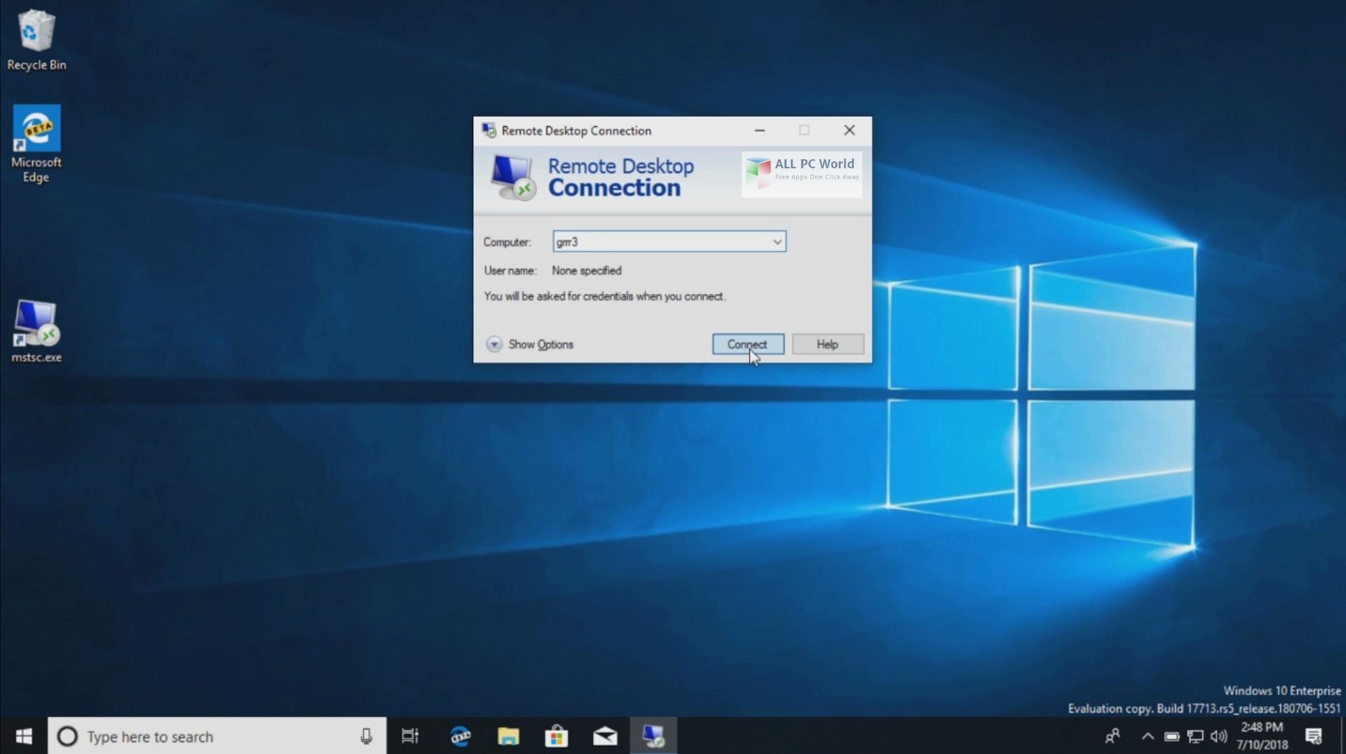 Microsoft Windows 10 LTSC Enterprise Feb 2019 Free Download