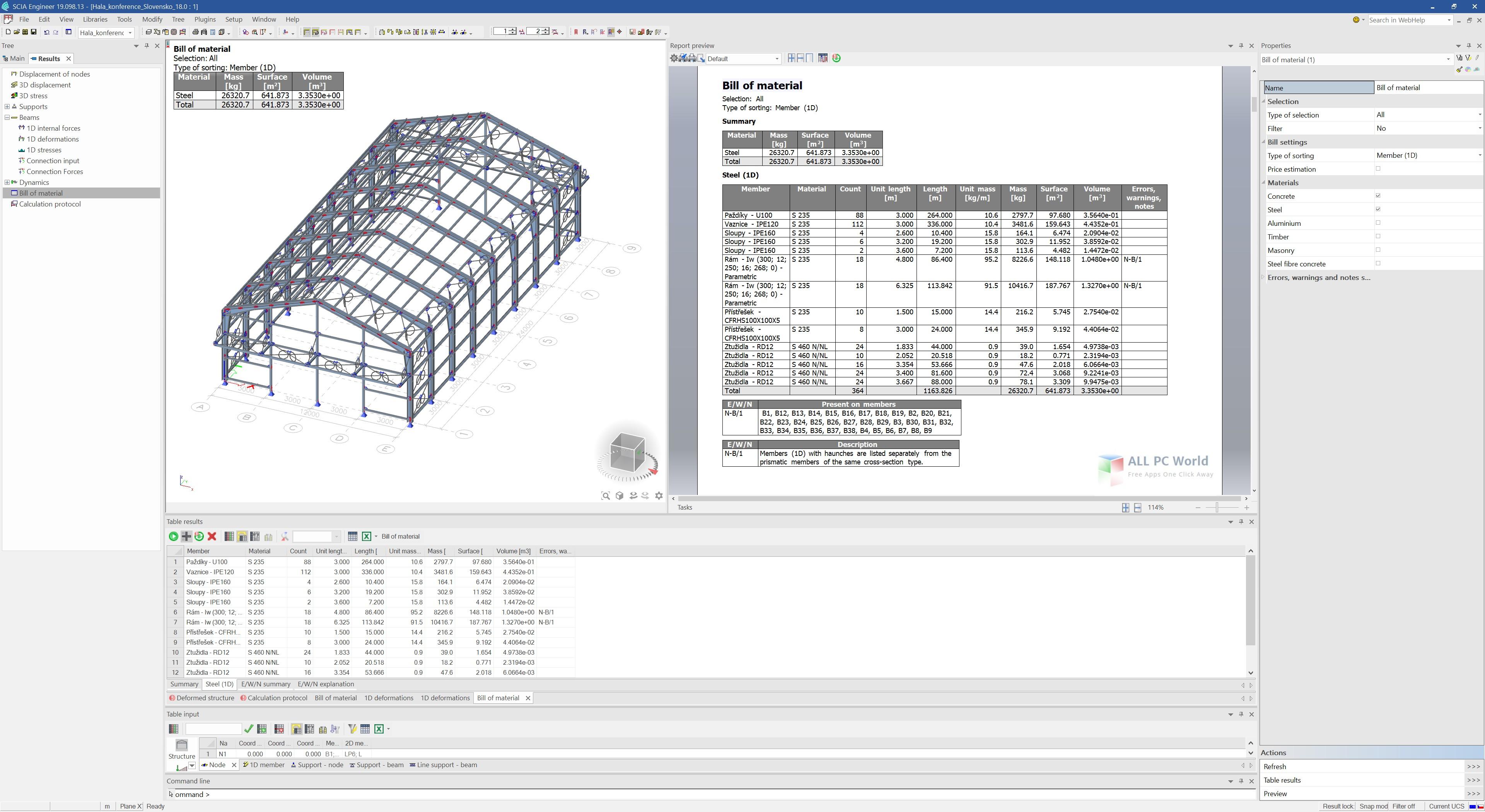 Nemetschek SCIA Engineer 2018 v18.1 Free Download
