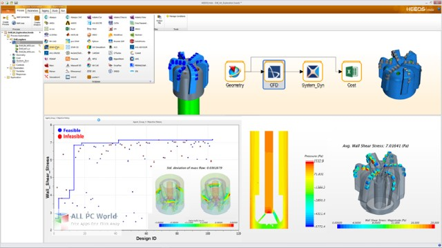 Siemens HEEDS MDO 2018.10.2 with VCollab 2015 Free Download