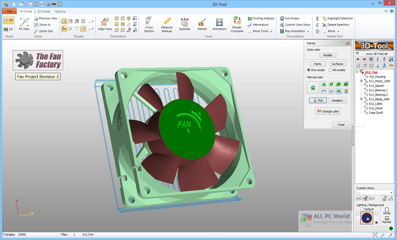 3D-Tool Premium 13.2