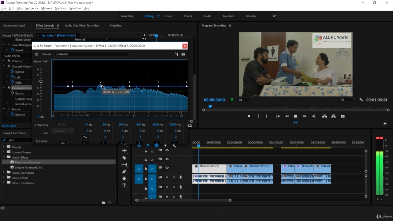Adobe Premiere Pro CC 2019 v13.1